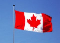 Canada! (LostMyHeadache: Absolutely Free *) Tags: blue red white canada black calgary colors proud emblem leaf maple colours symbol flag country nation cyan pride canadian southpark national alberta mapleleaf canadianflag 2009 ocanada calgaryalberta davidsmith douglasdale proudtobecanadian calgaryalbertacanada lostmyheadache douglasdalecalgary
