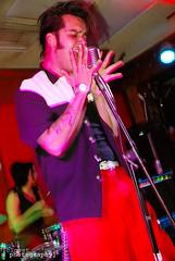 The Video Nasties 005 (closetphoto) Tags: show arizona phoenix rock closet photography concert punk live room garage nick band n az chick psycho danny drummer roll tap yucca tempe oblivion catman dirtnap dally feratu rikkilee closetphoto