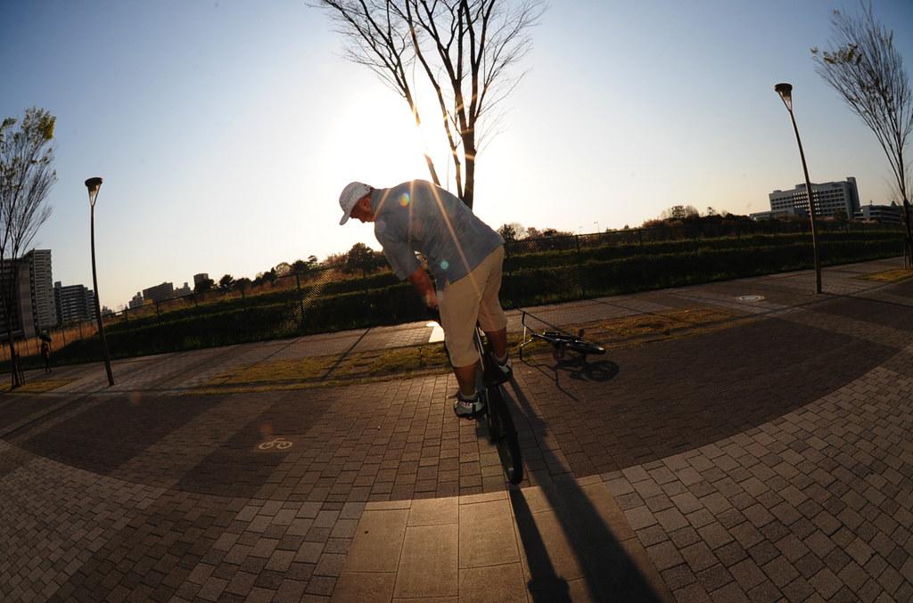 10/04/09 Tachikawa Park&Street_8259