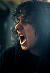Rock n' Roll! (noamgalai) Tags: music photo picture photograph rocker sing scream sound singer headphones rocknroll yell rockandroll shout    noamg noamgalai   sitemusic robertozuluaga