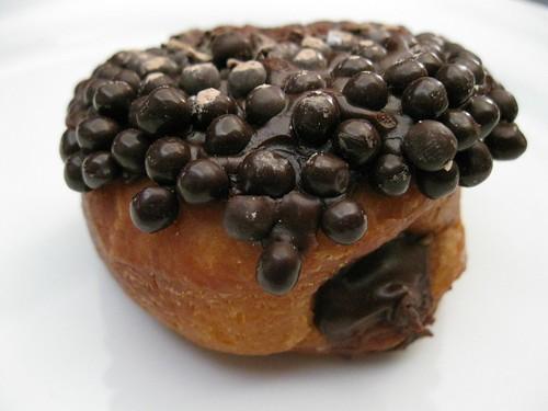 Bouchon Bakery Chocolate Doughnut