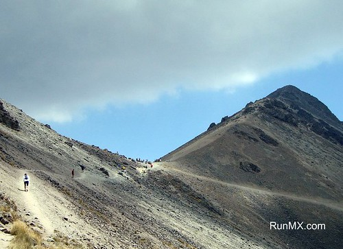 Carrera Nevado de Toluca - Skyrace Mexiquense