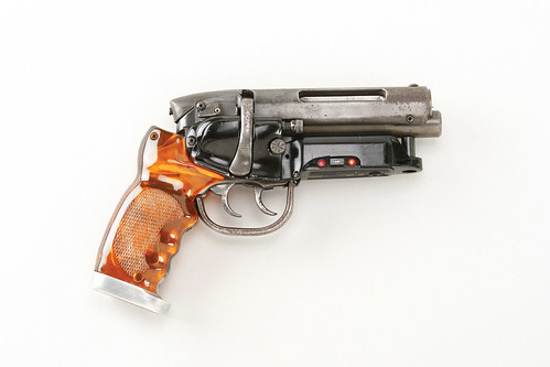 Deckard's blaster from Blade Runner