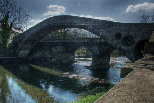 The Old Bridge, Pontypridd