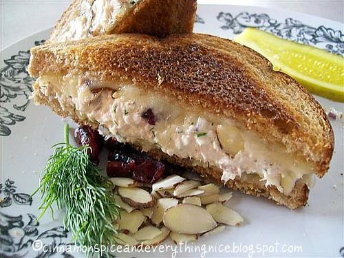 The best tuna salad ever cinnamon spice everything nice for Tuna fish salad recipe