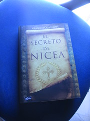 El Secreto de Nicea, de Francisco Gijón