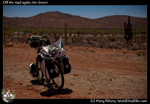 Off the road again; the desert por exposedplanet.