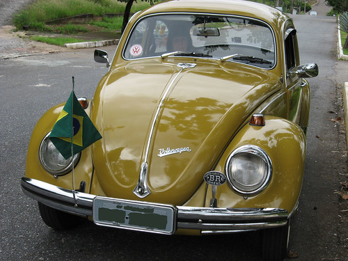 """new"" Old Beetle Brazil VW"