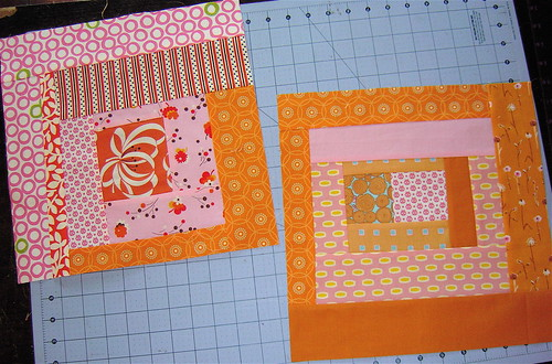 Blocks for Jacquie