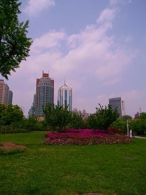 新虹橋中心公園