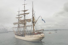 misty (frisar1) Tags: heritage europa hampshire solent portsmouth sail wwb