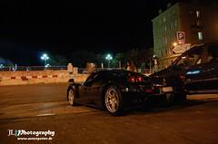 Enzo (Jan L. | JLPhotography.) Tags: auto sea black france car design nice italian f1 ferrari enzo jl formula1 rare supercar nizza formel1 399 carspotting