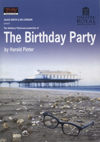 The Birthday Party - Harold Pinter