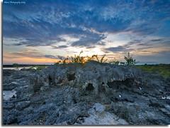 """Unseen Rocks in Buagsong"" :: Cordova Cebu-HDR Vertorama (alner_s) Tags: sunset sea sky sun beach nikon rocks sigma 1020mm hdr d60 sigma1020mm cebusugbo nikond60 alemdagqualityonlyclub vosplusbellesphotos cordovacebu garbongbisayainternationalphotographersclub"