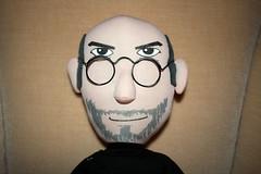 Steve Jobs doll.
