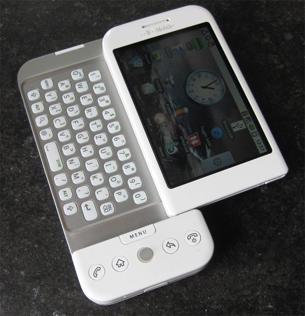 Google Android Telefoon | Flickr - Photo Sharing!
