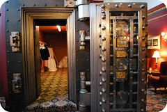 Bank Vault Franklin Plaza