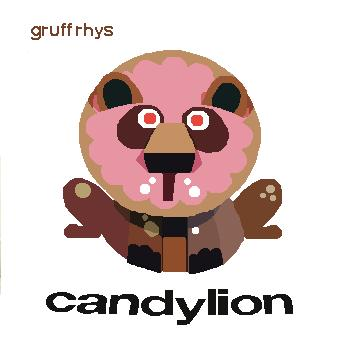 Gruff Rhys - Candylion (MS Paint version)