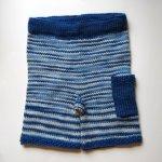 Hot Blue Purewool Board shorts
