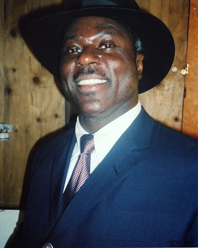 Gerald Corbin as Willie Brown