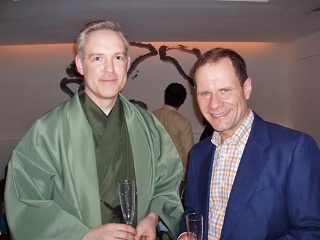 Tim Sullivan and Michael Romano