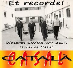 90310 Posterior cartell (Ji Winx) Tags: catalunya pasoscatalans casalcatal saceondlife