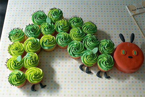 Top 100 Picture Books #2: The Very Hungry Caterpillar by Eric Carle