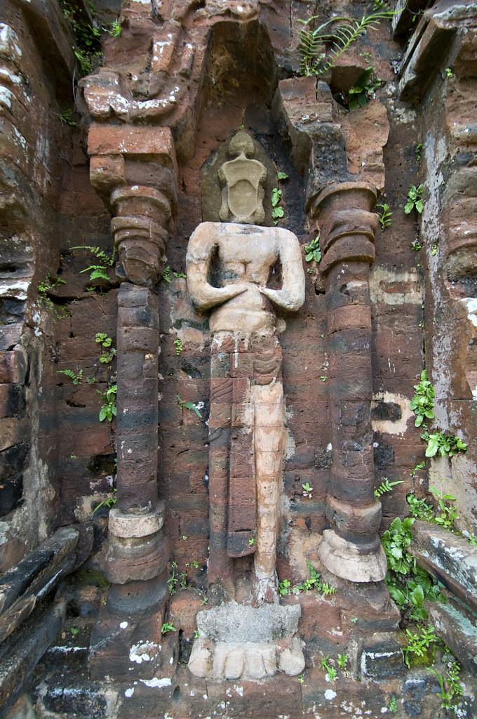 Myson Champa Ruins, Vietnam