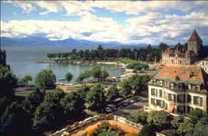 Lausanne - Switzerland