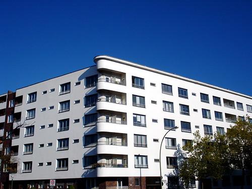 Hans Scharoun: Apartmenthaus Hohenzollerndamm 35–36