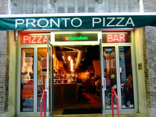 Pronto Pizza (41st Street)