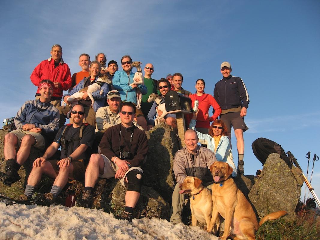 2009 Mailbox Peak