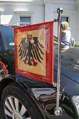 Bonn Verfassungsfest - Villa Hammerschmidt