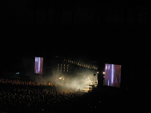 Nine Inch Nails Sasquatch 2009