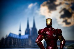 iron man cologne?! (icedsoul photography .:teymur madjderey) Tags: 2 man hot macro germany toy toys deutschland nikon iron europa europe comic action cologne kln ironman adobe micro figure nikkor marvel figures diorama d3 lightroom 105mm hottoys teymur icedsoul madjderey httpwwwicedsoulde cpwm