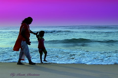OLD N NEW GENERATION, FUN, WAVES, SEA, COLOR (Sunciti _ Sundaram's Images + Messages) Tags: sunrise searchthebest creativecommons sensational mountainview 1001nights soe silhoutte sow beachside bestshot brightspark natureswonders kaledioscope 10faves 5photosaday distellery abigfave concordian anawesomeshot colorphotoaward aplusphoto flickerdiamond diamondclassphotgrapher mycameraneverlies diamonclassphotographer inspirationhappiness concordians awesomescenery brilliantphotography natureselegantshots fabulousflicks abovealltherest allaboutsun artofimages flickrmasterpieces veryimportantphotos winklerians