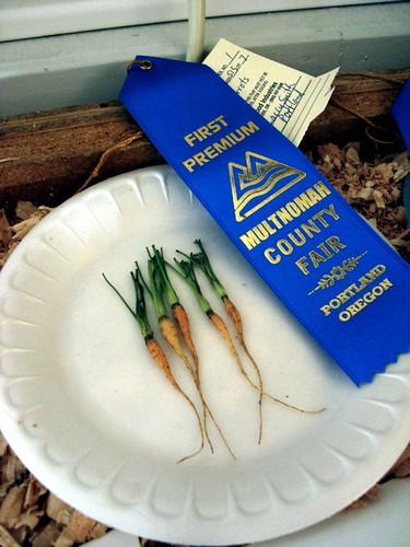 Prizewinning Carrots