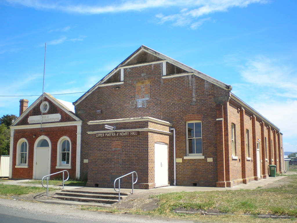 Newry Upper Maffra Mechanics' Institute