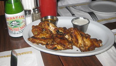 Grubstake in San Francisco - Buffalo Wings
