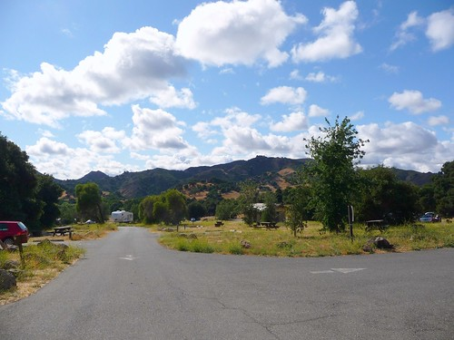 Malibu Creek State Park Campground