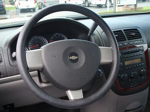 2008 Chevrolet Uplander LS Inside $10,991
