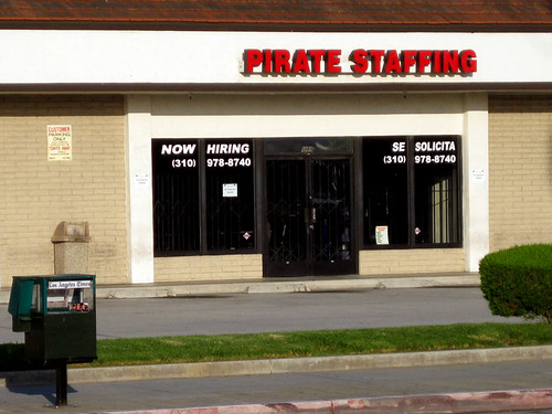 Pirate Staffing
