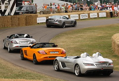 Goodwood Festival of speed 2009 Mercedes Slr (richebets) Tags: mercedes westsussex mclaren goodwood supercars mclarenslr festivalofspeed goodwoodfestivalofspeed mercedesmclarenslr goodwoodfestivalofspeed2009