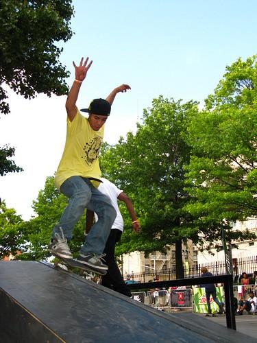 Afro Punk Skate Park 09 - 94