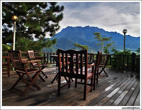 Postcard Kundasang - Perkasa Hotel Chalet