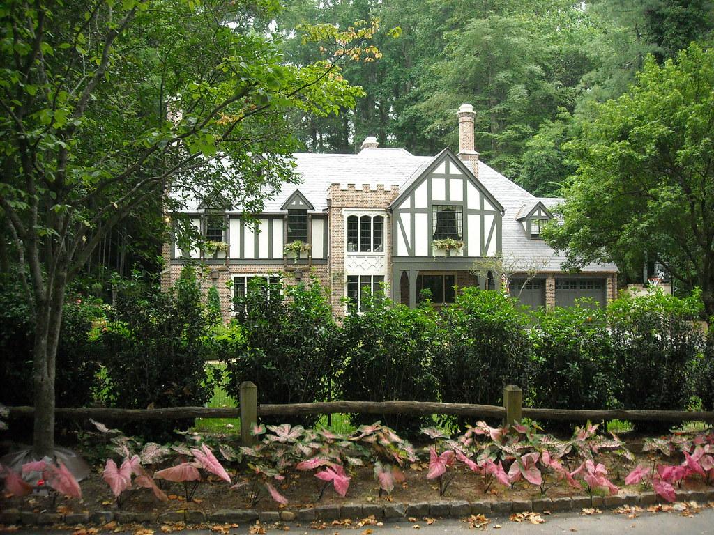 english style mansion - photo #4