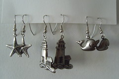 Marine Earrings 2