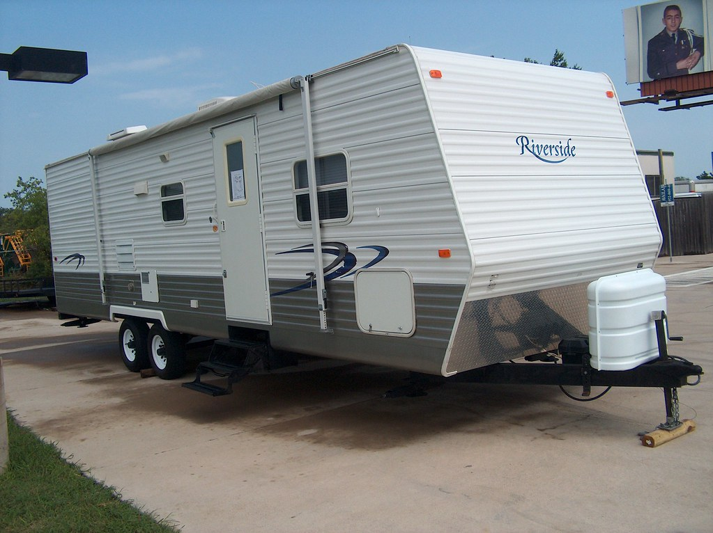 SOLD!!!!!!!!!!!!!!2006 28ft Riverside 28R BHS Travel Trailer $11,995  NEW LOW PRICE!!!!!!!!