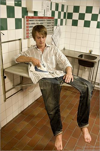 self_ironing