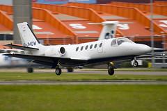 G-JMDW - MAS Airways - Cessna 550 Citation II - Luton - 090806 - Steven Gray - IMG_8561